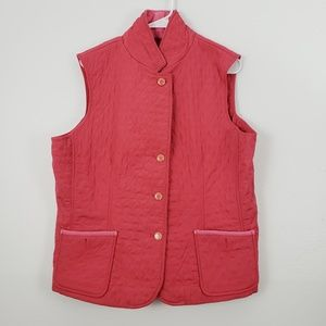 Tabolts Quilted Puffer Vest